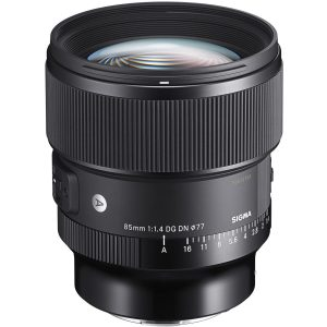 Sigma ART 85mm f/1.4 DG DN E mount